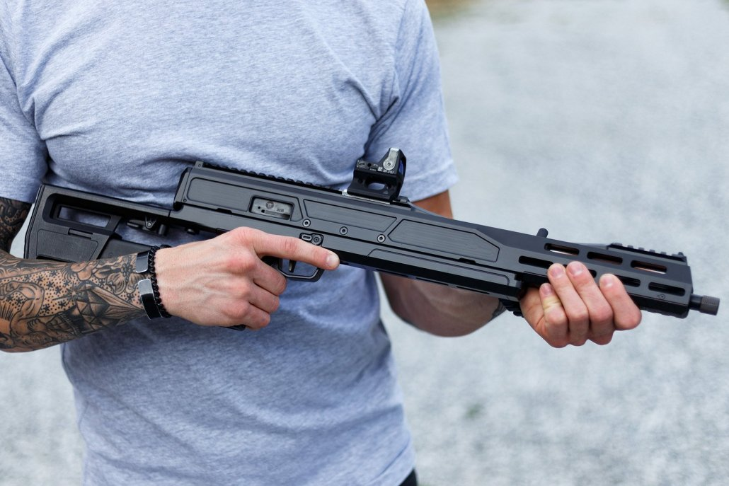 Pack9 Folding Rifle